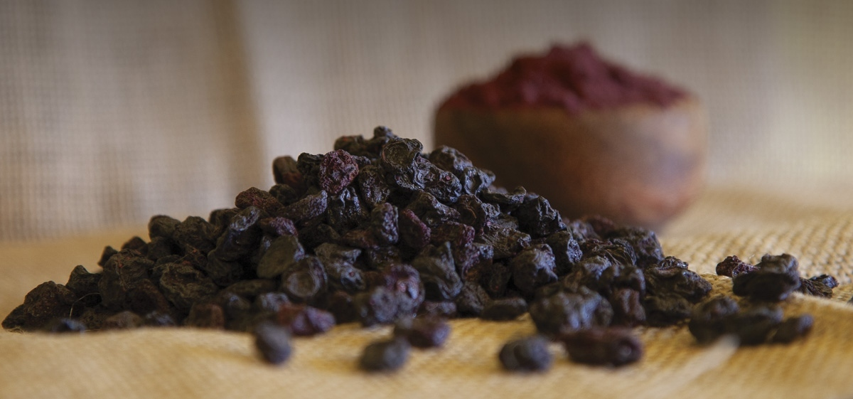 Now Offering All-Natural Blueberry