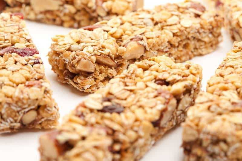 The Truth About Healthy Granola Bars