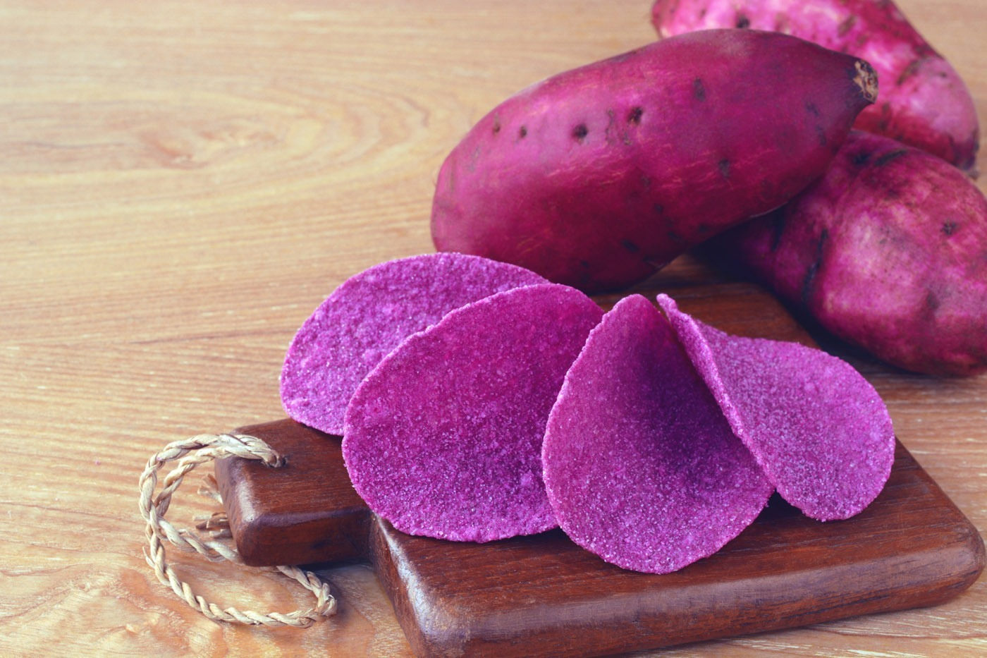 Shades of Purple: How a Colorful Trend is Changing the Appearance of Food