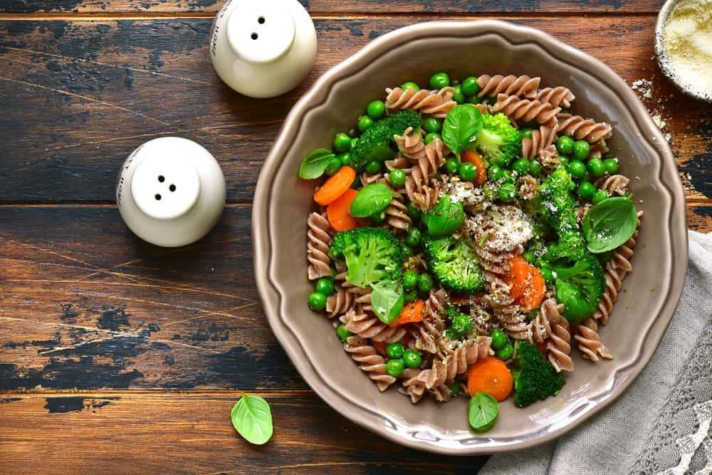 The Surprising Benefits of Vegetable Pasta